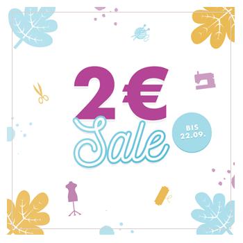 2 EUR Sale bei Makerist!