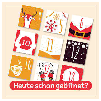 Zum shesmile DIY-Adventskalender!
