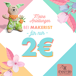 2 EURO Aktion bei Makerist