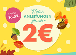 2 EUR Aktion bei Makerist