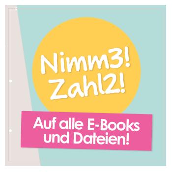 Nimm3 Zahl2 auf alle E-Books und Dateien im shesmile-Shop!