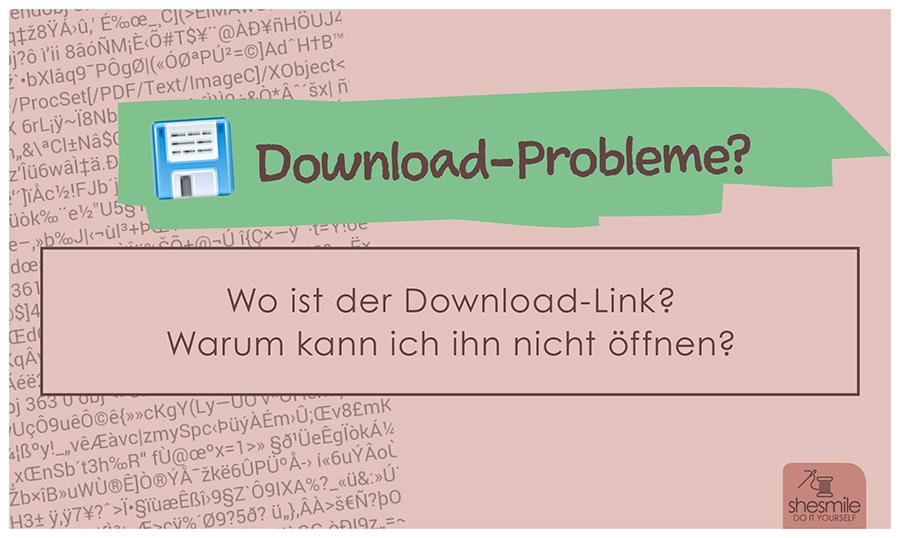 Download-Probleme? Hier gibts Hilfe und Antworten!