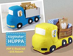 Kipplaster Hüppa zum Sonderpreis von 3,99 EUR im shesmile-Shop