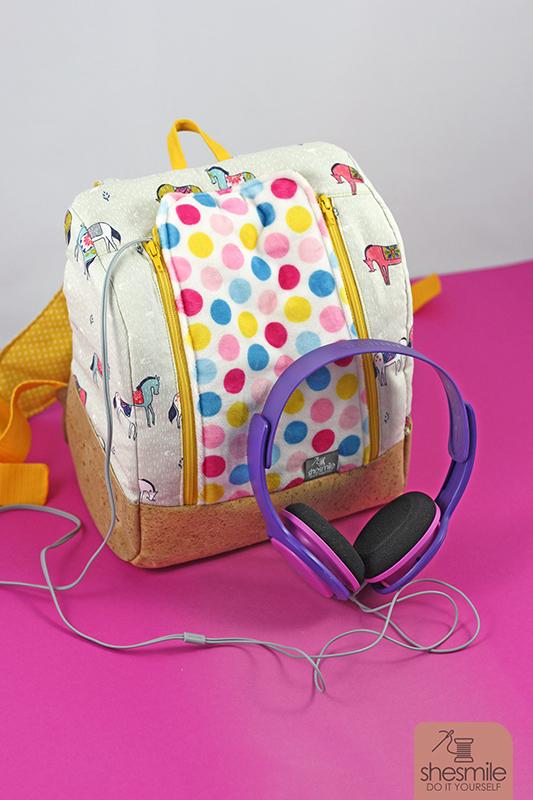 Einen Kinder-Rucksack für die Toniebox nähen? KlapPack ...