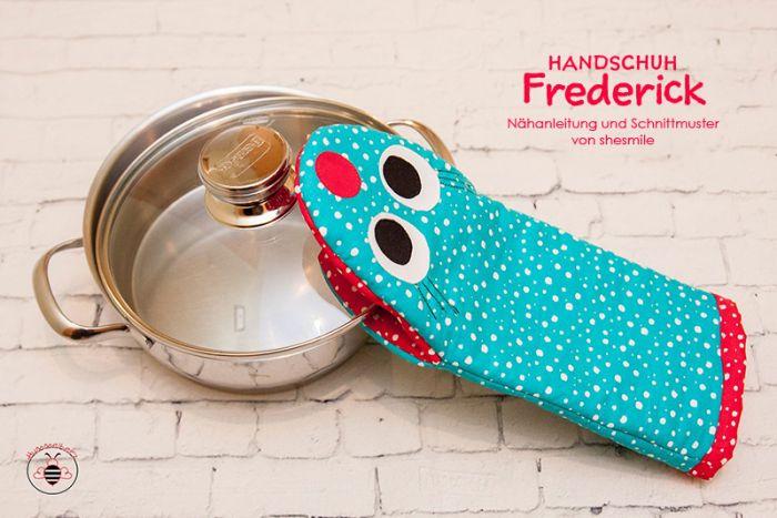Handschuh für Ofen und Grill \