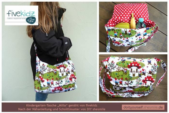 Kindergarten-Tasche \