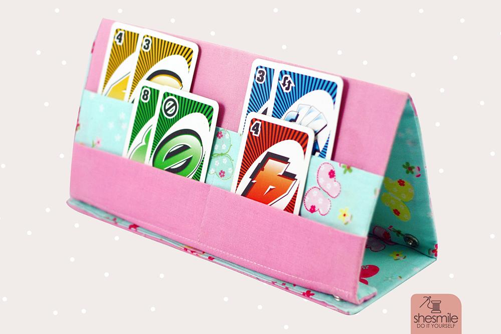 Kartenhalter KiddiCard (Nähanleitung und Schnittmuster)