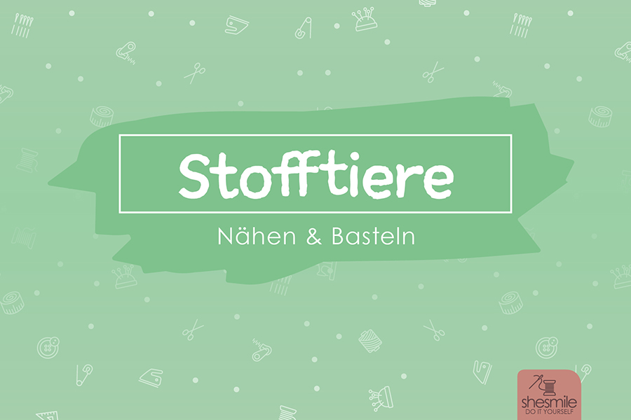 Stofftiere - shesmile