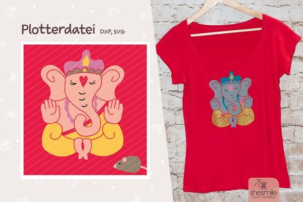 Ganesha (Plotterdatei)