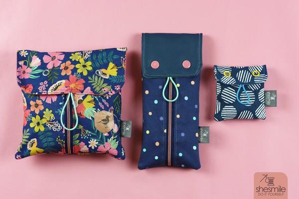 "Taschen-Set ""Periode"" (Set mit 3 E-Books)"