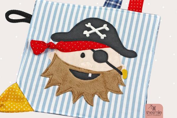 Pirat Käptn Wildbart (Applikationsvorlage)